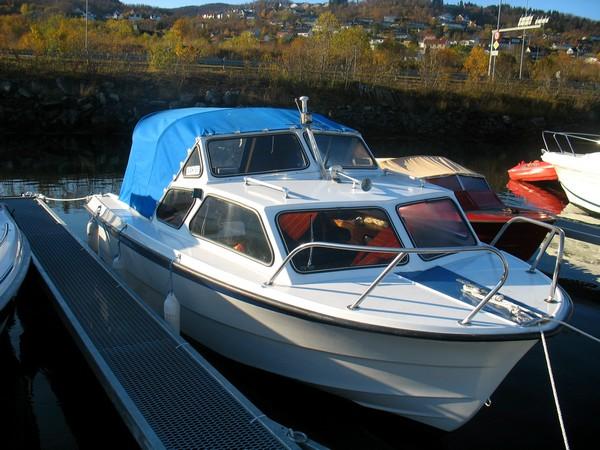 Båtkalesje
