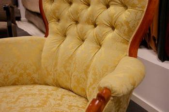 Restaurert stol