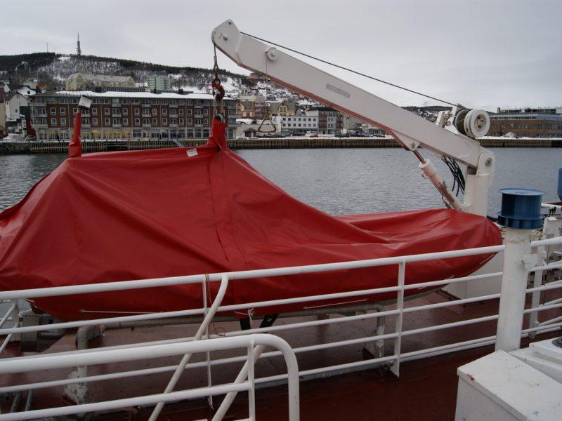 Båtpresenning